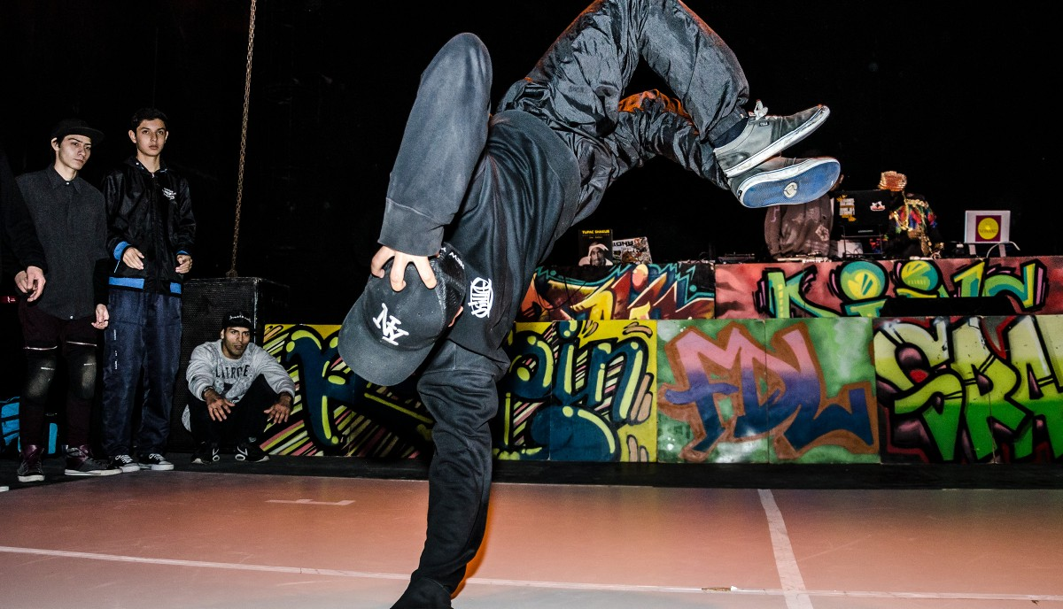 Mer hip hop jul